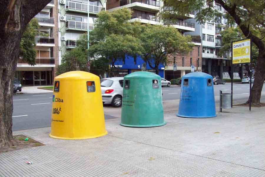 Clasificación de basura
