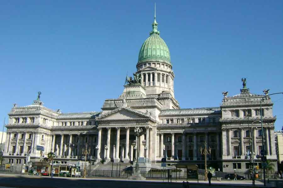 Congreso de la Nación, Buenos Aires, Argentina