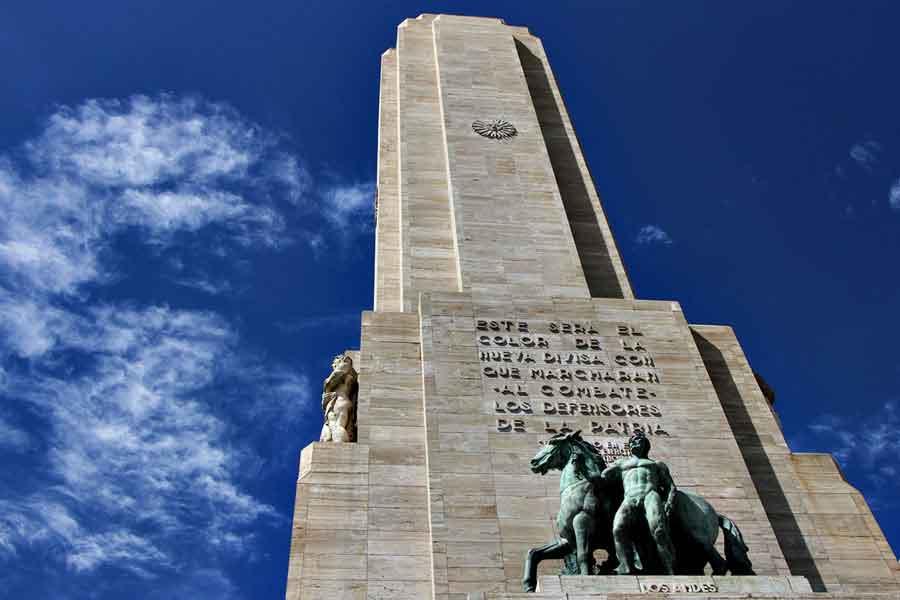Monumento Nacional a la bandera, Rosario, Santa Fe, Argentina