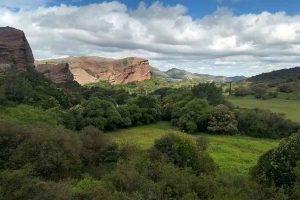 Paisaje serrano - Cerro Colchiqui
