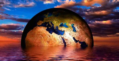 La Tierra en peligro