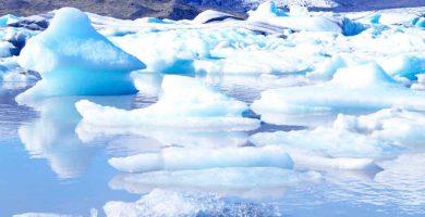 ¿Qué es la retroalimentación del albedo de hielo?