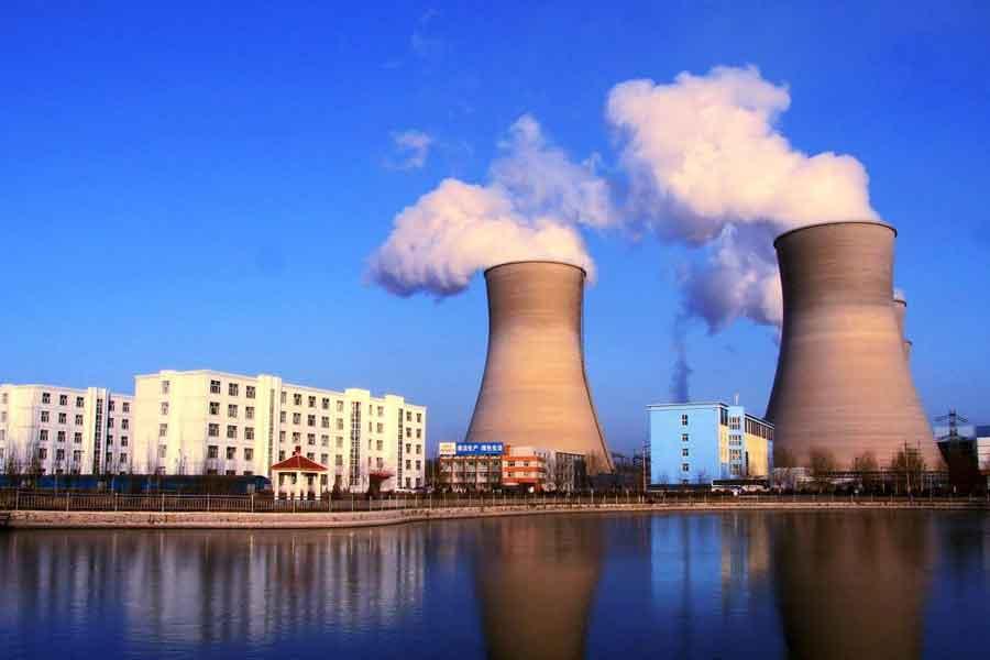 Usina eléctrica a carbón