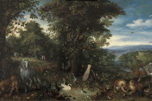El regreso al jardín del Edén
