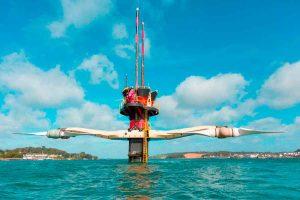 ¿Qué es la energía de las mareas?