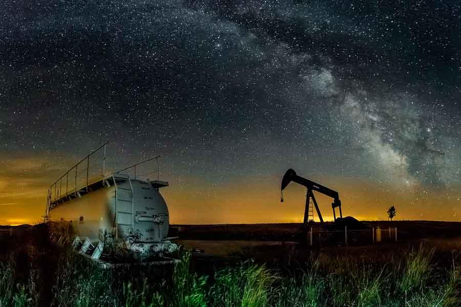 ¿Qué son los combustibles fósiles?
