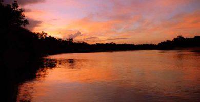 El río Orinoco