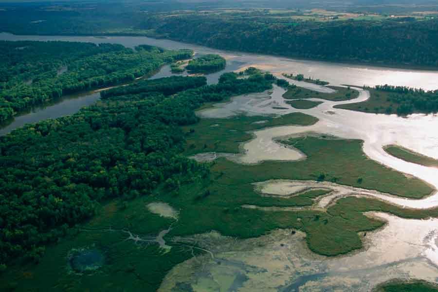 Delta del Mississipi