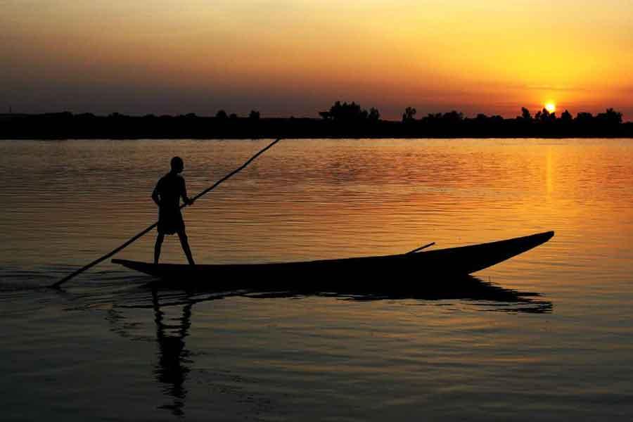 El río Níger