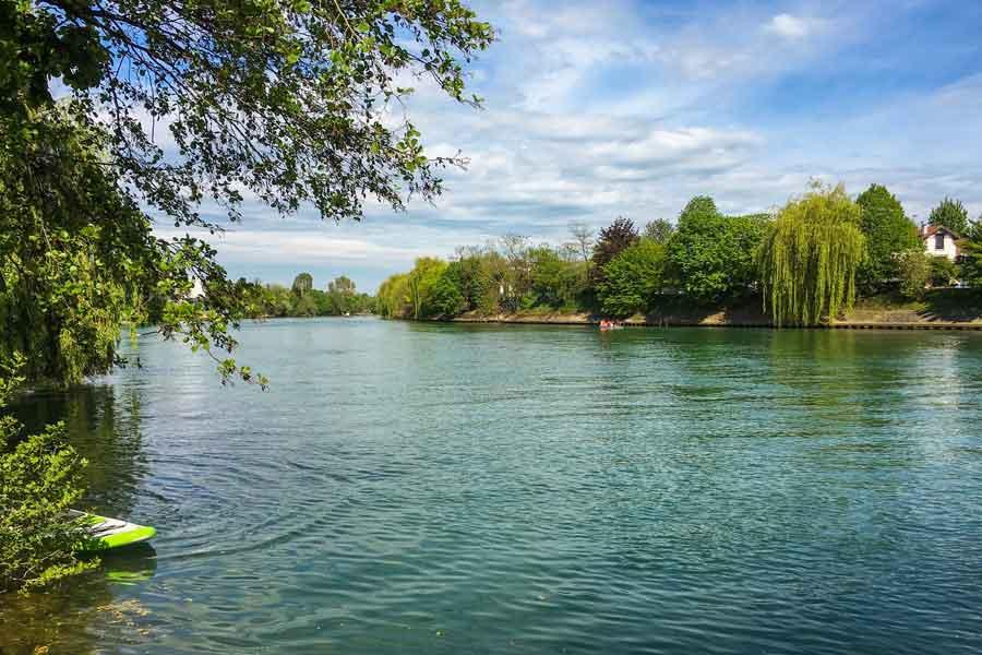 Embalse del Marne