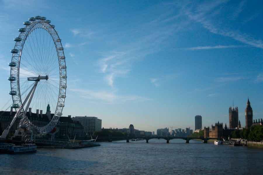 Una vista londinense