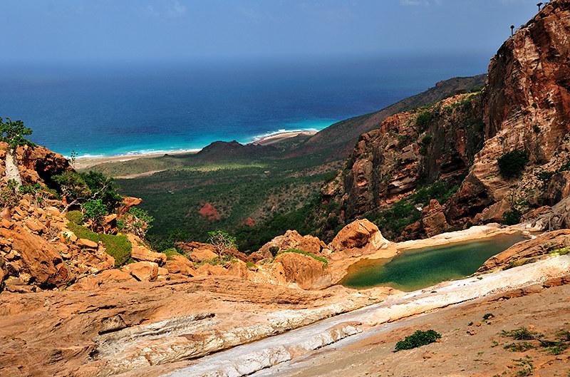 La isla de Socotra