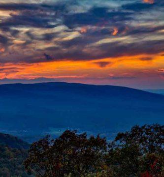 Los montes Apalaches
