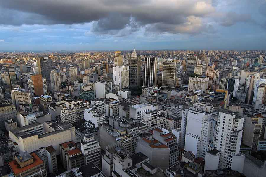 Las tierras altas de Brasil